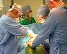 Операция при аневризме аорты