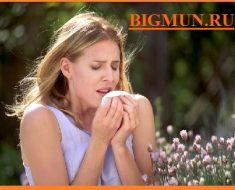 Изучение причин аллергии продолжается