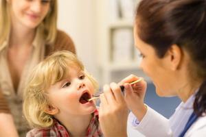 Детский аденоидит