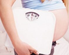 Таблица прибавки и набора веса по неделям беременности