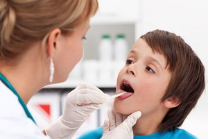 Лечение кори и уход за ребенком
