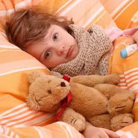 Грипп у детей: симптомы, лечение и профилактика